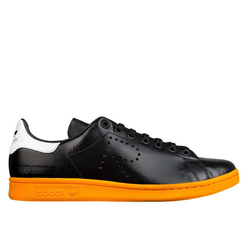 Adidas x Raf Simons Stan Smith (Black/Orange)