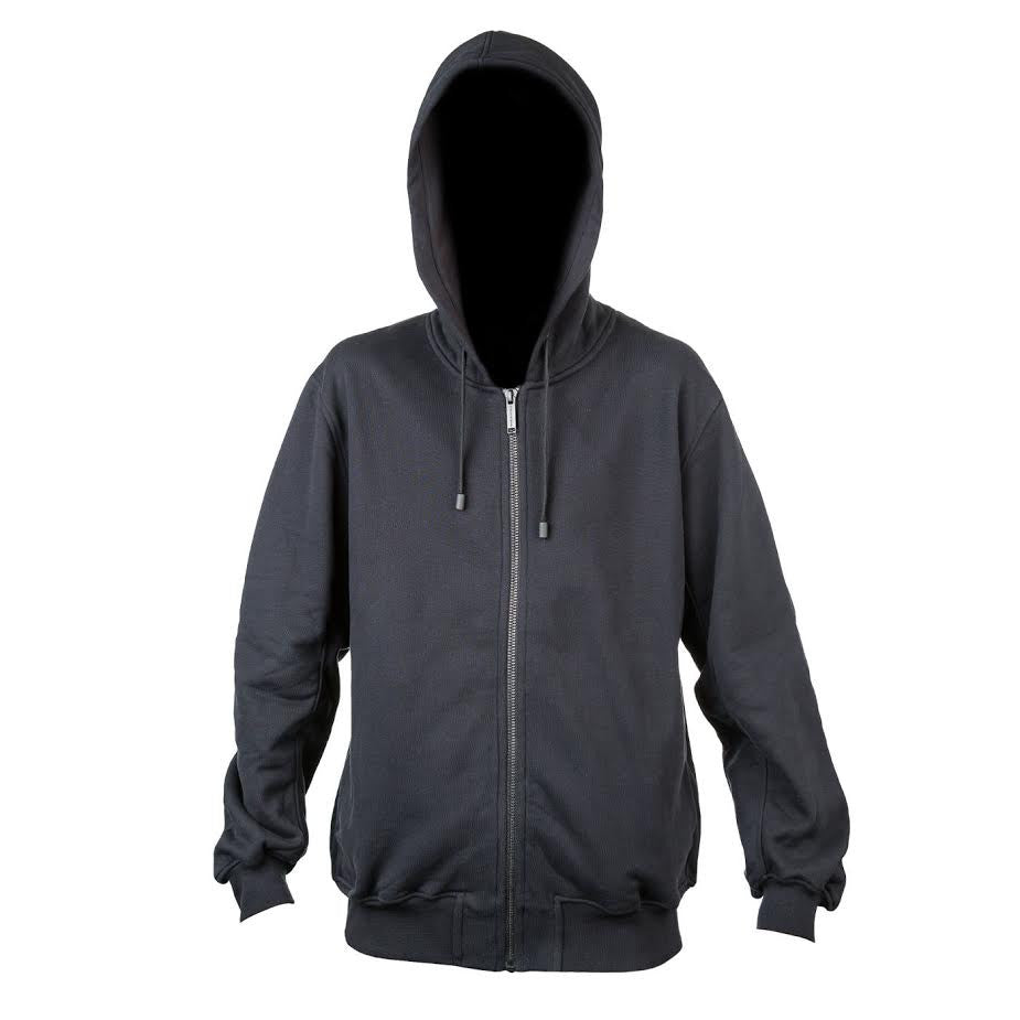 Public School Ollan Ruched Zip Hood (Anthracite)
