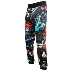 Christopher Kane Car Crash Printed Sweatpants