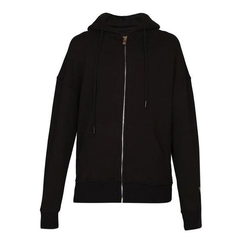 424 Zip Up Hood (Black)