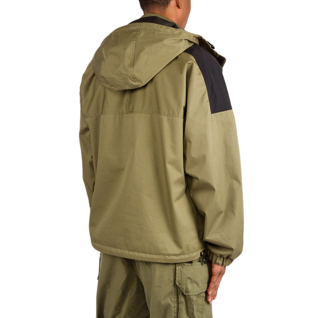 Off-White Ski Anorak, Military Green