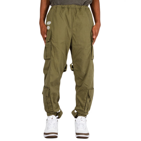 Off White Cargo Pant