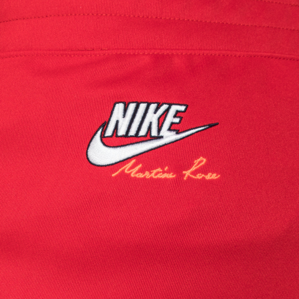 Nike x Martine Rose Track Pant, Team Red/Team Red