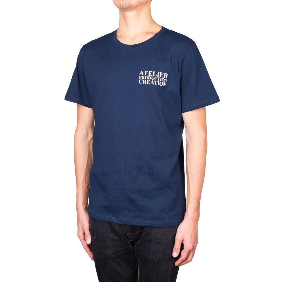 A.P.C. Atelier De Production Tee (Navy)