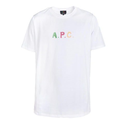 A.P.C. Colours Tee (White)
