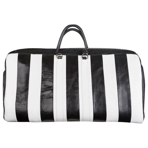 Enfants Riches Deprimes Duffel Bag (Black/White)