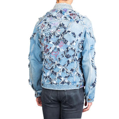 Faith Connexion NTMB Denim Jacket (Blue)