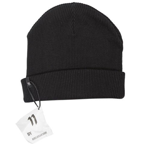 11 By Boris Bidjan Saberi Beanie (Black)