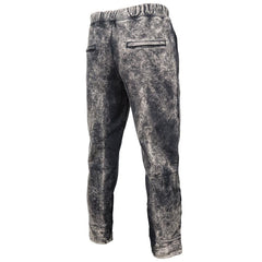 Robert Geller Acid Wash Pant (Black)