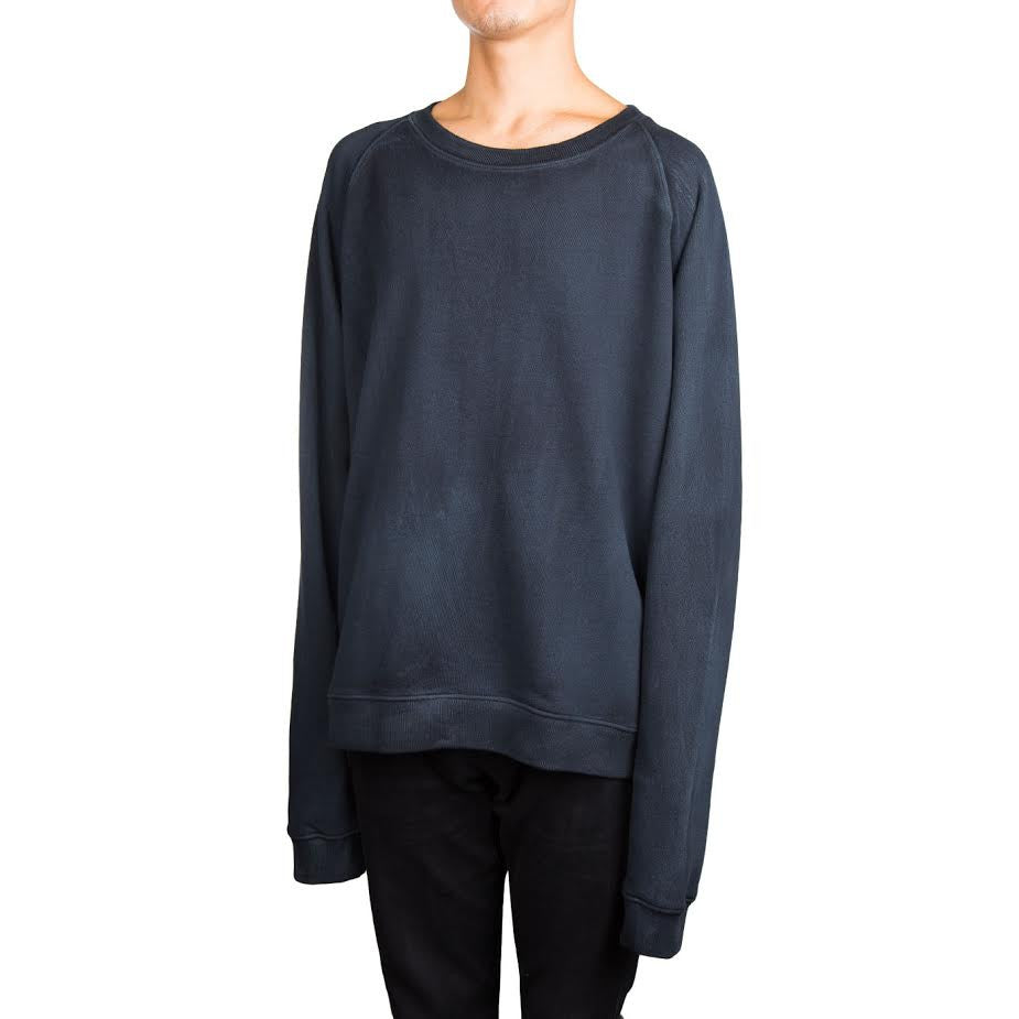 Faith Connexion Washed Sweatshirt (Black)