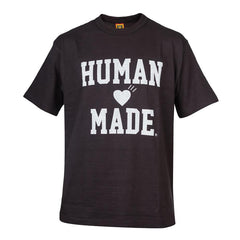 Human Made Logo Heart Tee (Black)
