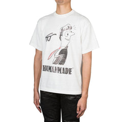 Human Made Glasses Tee (White)