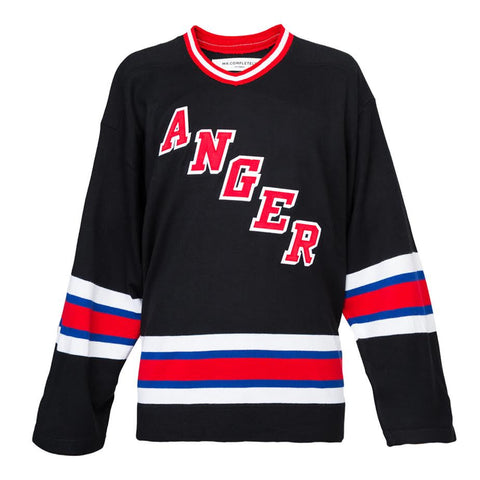 Mr Completely Anger Jersey (Black)