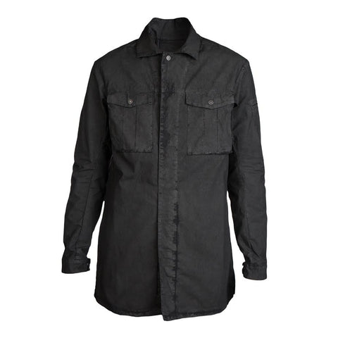 11 By Boris Bidjan Saberi Shirt Jacket (Black)