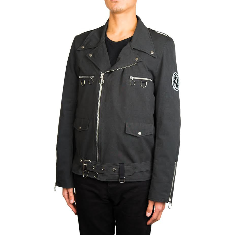 Midnight Studios Bondage Rider Jacket (Black)