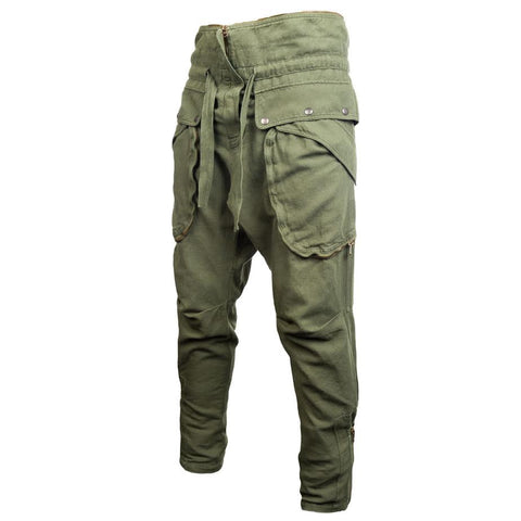 Faith Connexion Canvas Cargo Pant (Khaki)
