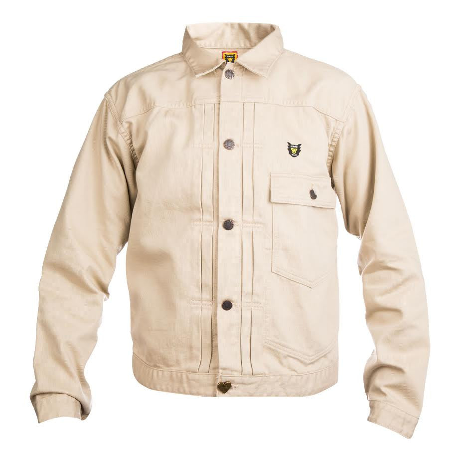 Human Made Pique Jacket (Cream)