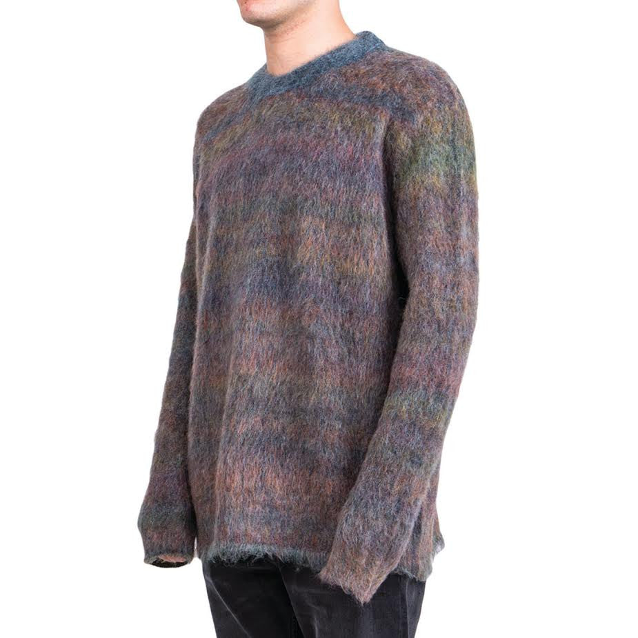 Acne Nikos Sweater (Mineral Blue)
