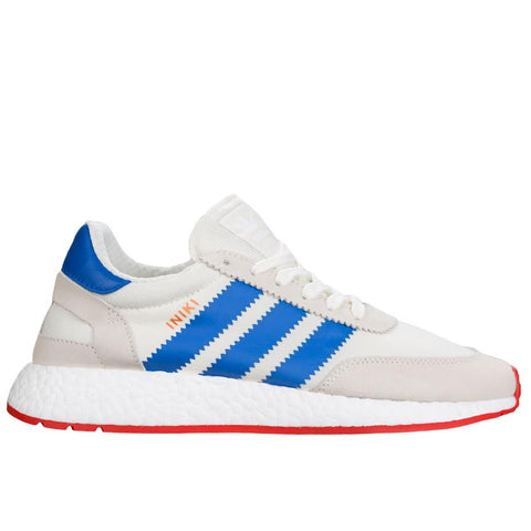 Adidas Iniki Runner  (White/Blue)