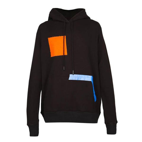 424 The Painter Hood (Black)