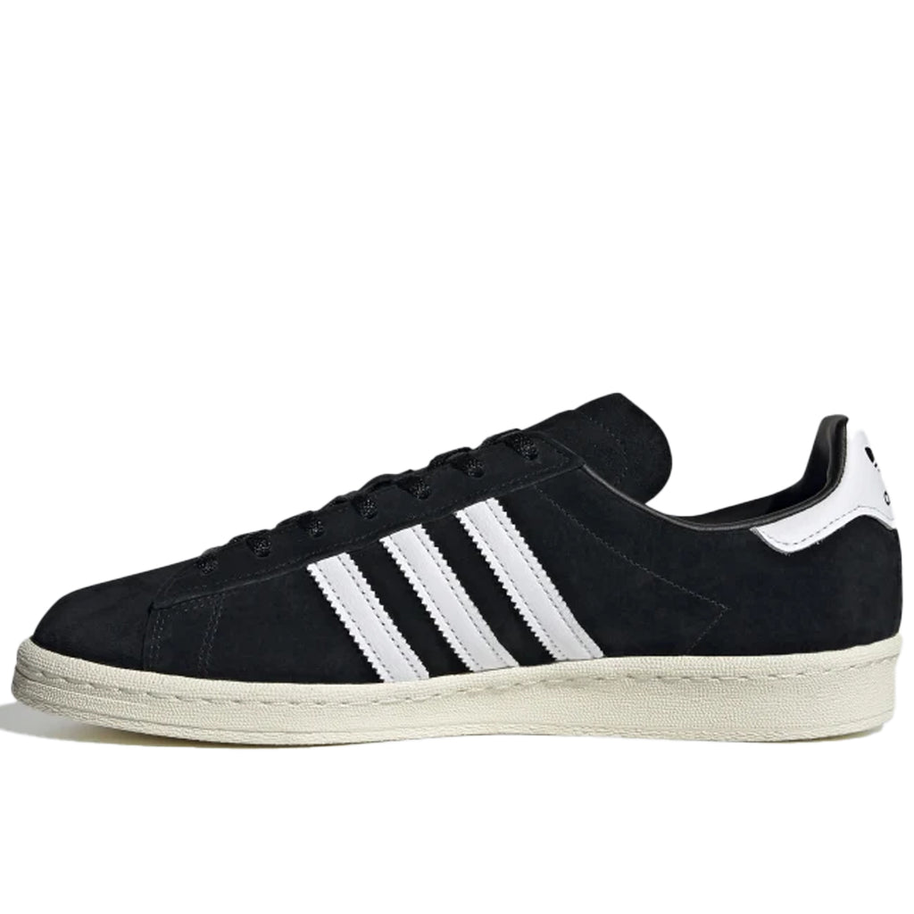 adidas Campus 80s, Core Black/Cloud White/Off White