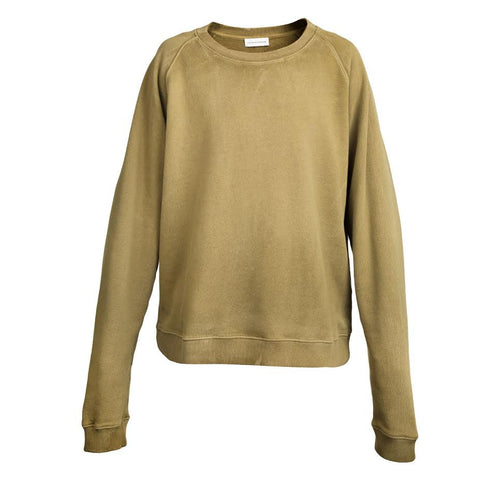 Faith Connexion Washed Sweatshirt (Khaki)