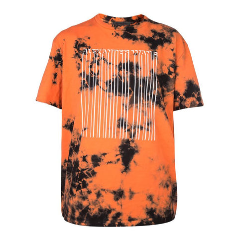 Alexander Wang Barcode Tee (Orange)