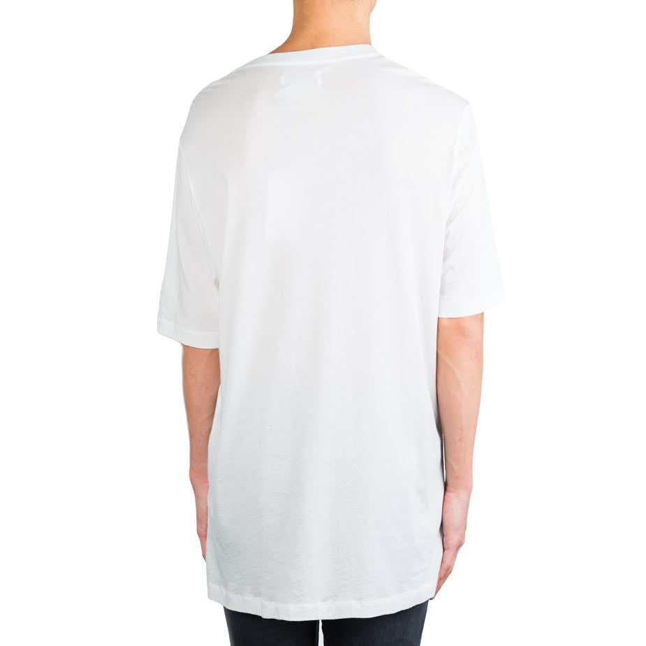 Faith Connexion Over Tee (White)