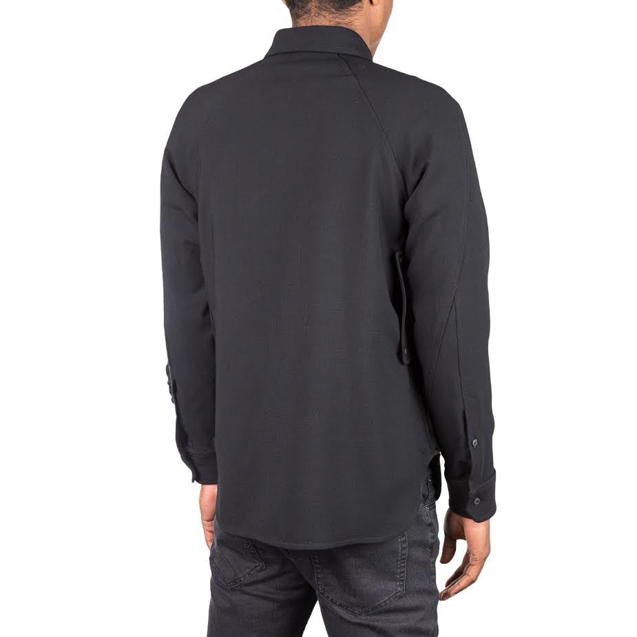 Tim Coppens Worker Shirt (Black)