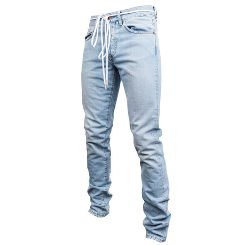 Off-White Diag Spray Jeans (Bleach)