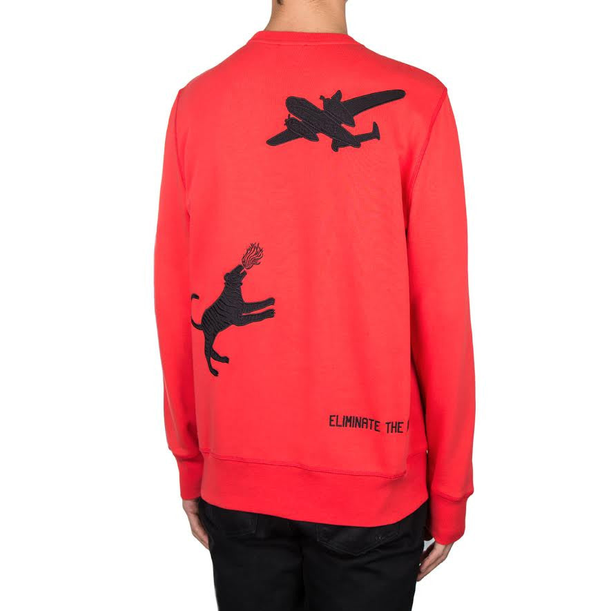 Tim Coppens Sunset Crewneck (Coral)