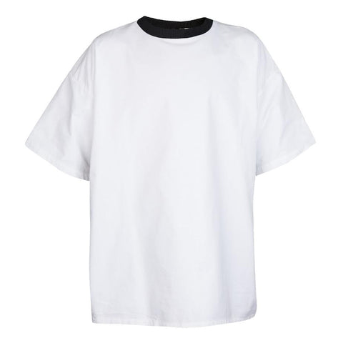 Long Journey Baggy Tee (White)