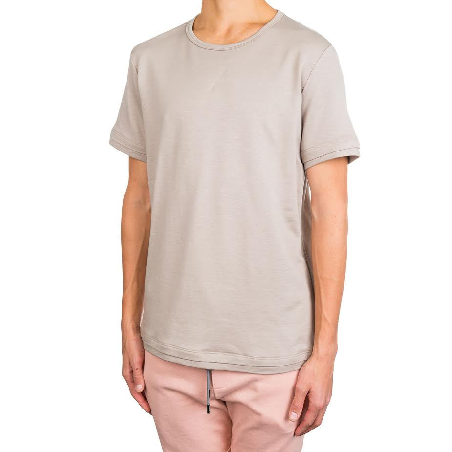 Oyster Holdings ICN S/S Tee (Taupe)