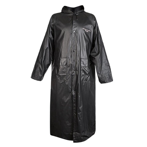 Midnight Studios Caution Rain Jacket (Black)
