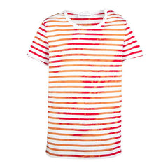Faith Connexion Stripe Sailor Tee (Red/White)