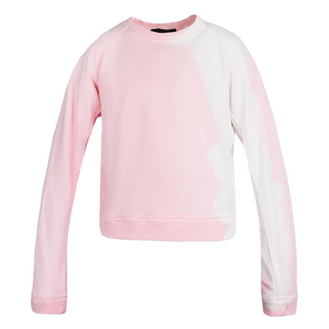 Haider Ackermann Perth Crewneck  (Pink/White)