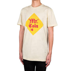 Clot Vance Studio Mr. Cola Tee (Yellow)