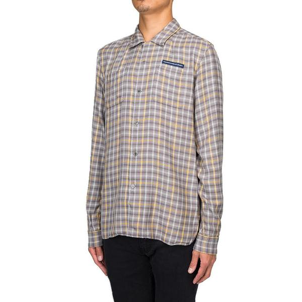 Undercover Flannel (Grey)