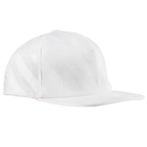 OFF-WHITE c/o Virgil Abloh Baseball Cap (White)