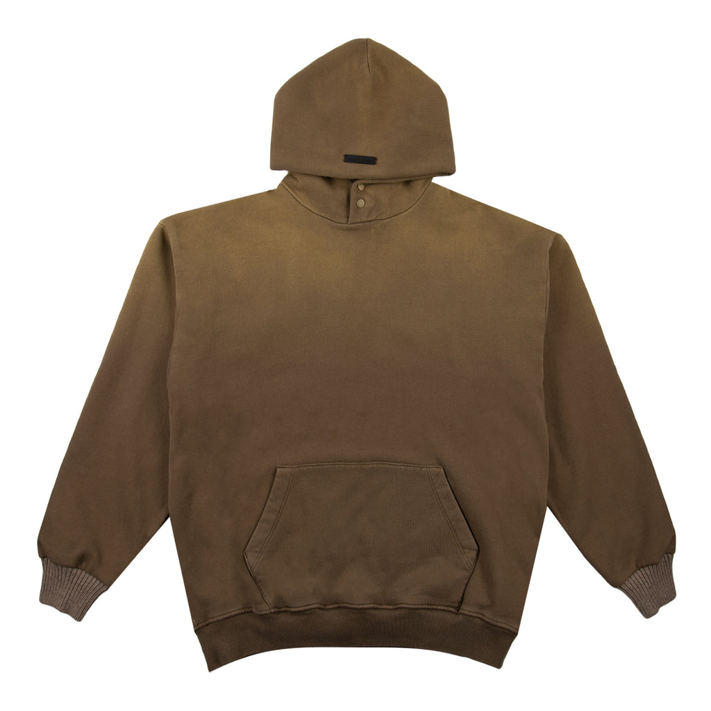 Fear of God SS21 The Vintage Hoodie, Vintage Mocha