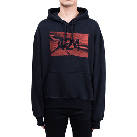 424 AW18 Oversized Hoodie