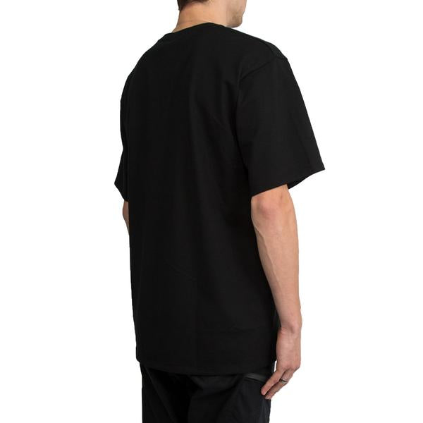 424 x Doublet Embroidered Tee (Black)