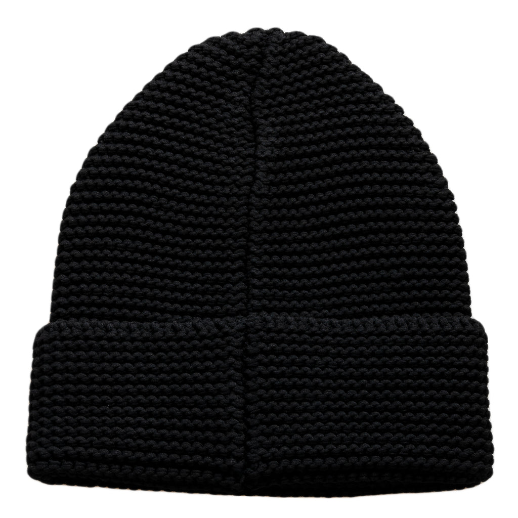 Cav Empt SS19 Poly Knit Cap, Black