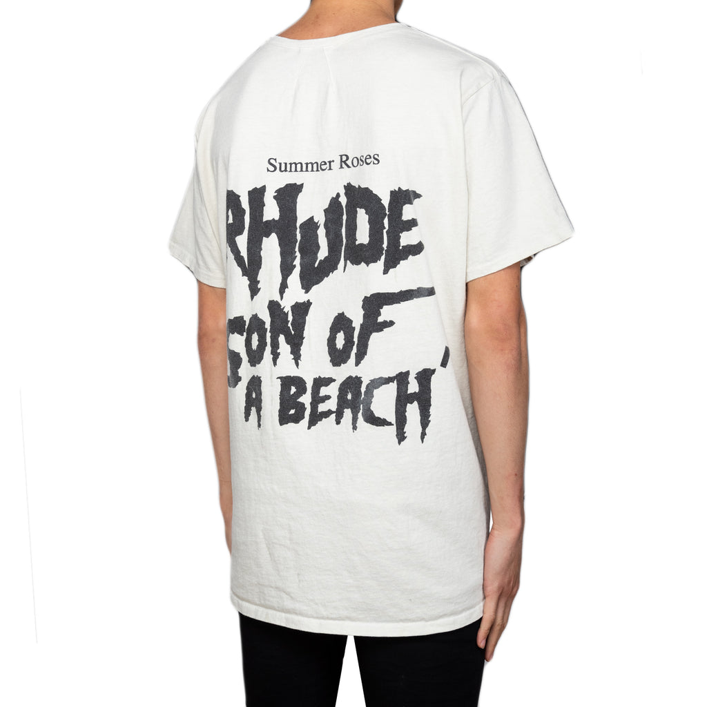 Rhude SS19 Hands on The Face Tee