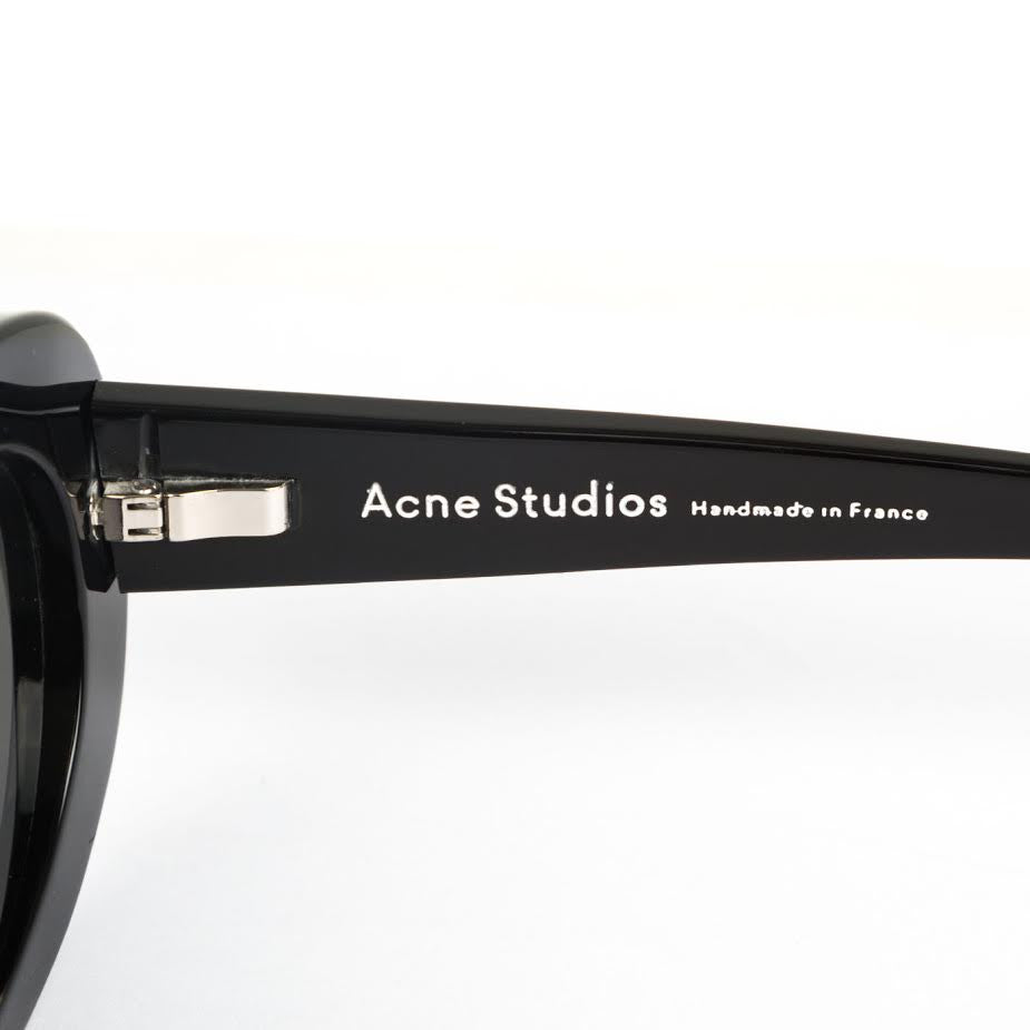 Acne Mustang Sunglasses (Black)
