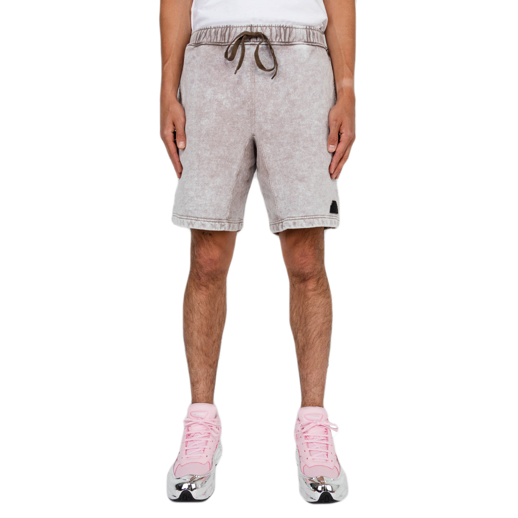Cav Empt SS19 Bleached Sweat Shorts, Grey
