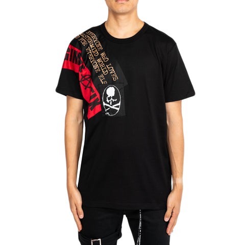 Mastermind SS19 Gimme Fix T-Shirt, Black