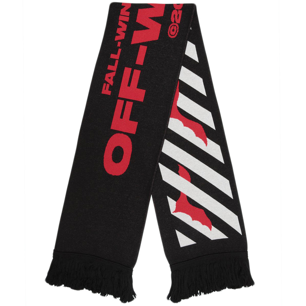 Off-White PF19 Bats Scarf