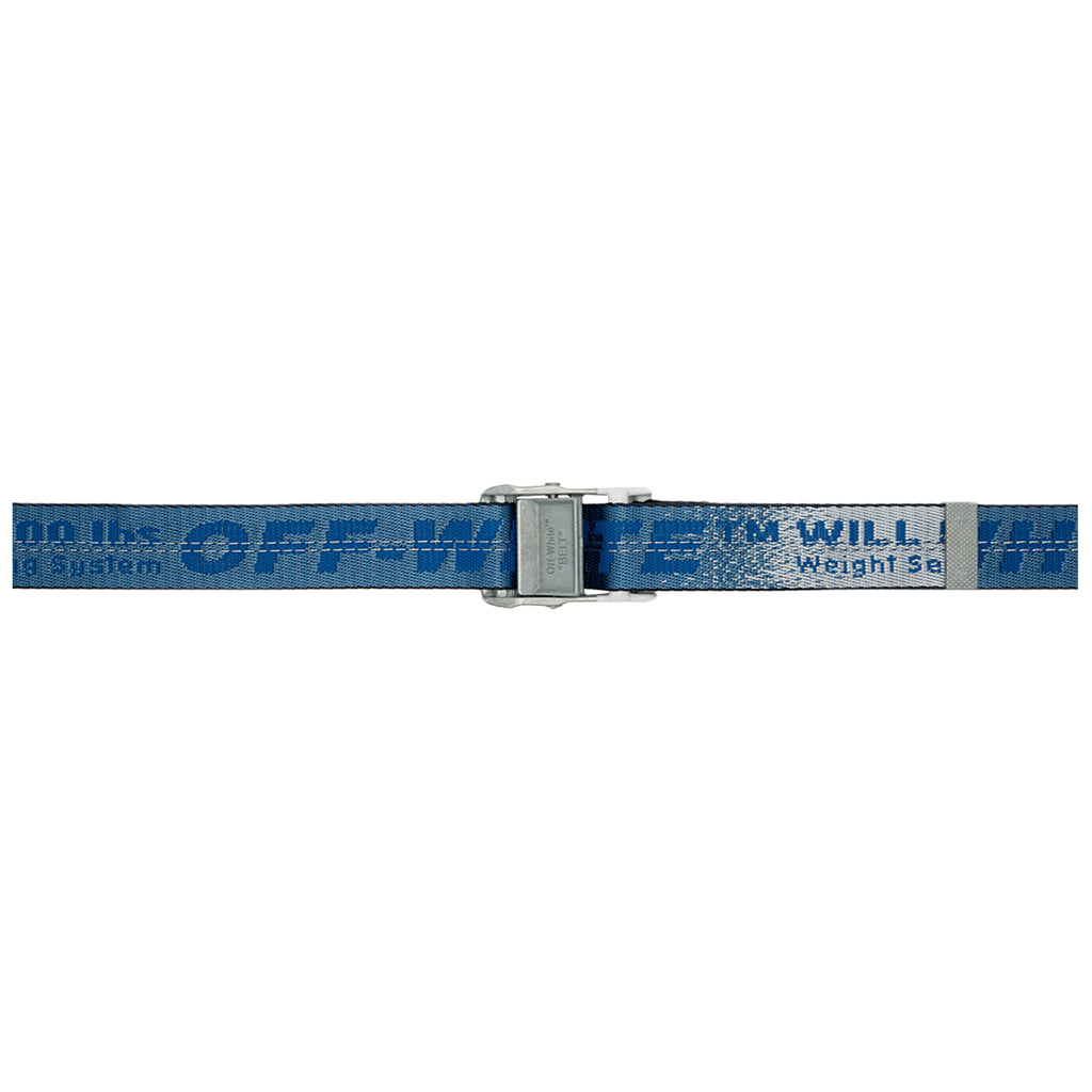 Off-White PF19 Industrial Belt, Light Blue