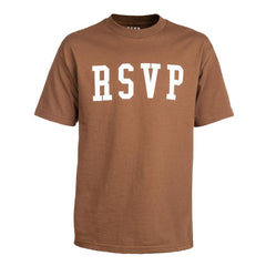 RSVP Gallery Logo Tee (Coffee)
